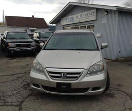 USED 2007 HONDA ODYSSEY EX FULLY CERTIFIED! NO ACCIDENTS!