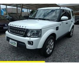 LAND ROVER DISCOVERY S 3.0 SDV6 4X4