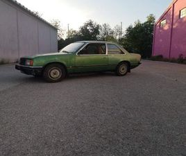 OPEL REKORD 2000 COUPE