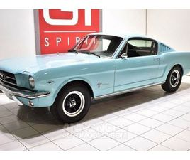 FORD MUSTANG 289CI FASTBACK