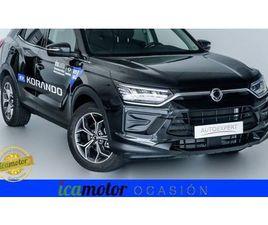 SSANGYONG KORANDO D16T LIMITED 4X4, SUV O PICKUP DE SEGUNDA MANO EN LAS PALMAS | AUTOCASIO