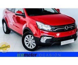 SSANGYONG KORANDO D22T 131KW (178CV) PREMIUM 4X2 4X4, SUV O PICKUP DE SEGUNDA MANO EN LAS