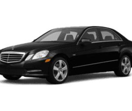 E 350 4MATIC LUXURY SEDAN