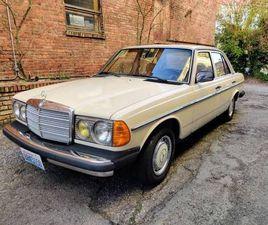 1980 MERCEDES-BENZ 240 D