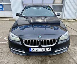 BMW SERIA 5 AUTOMAT XSENON SKÓRA NAVI