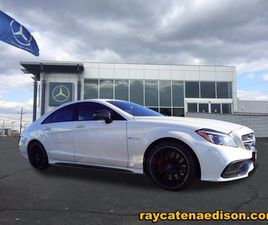 2017 MERCEDES-BENZ CLS 63 AMG S 4MATIC