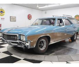 FOR SALE: 1968 BUICK SPORT WAGON IN CLARENCE, IOWA