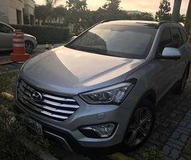 HYUNDAI SANTA FE 3.3 7L 4WD AUT. 5P - R$ 135.000,00