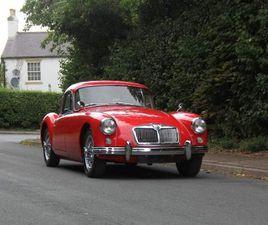 1957 MG A 1500 MKI