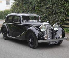 1947 JAGUAR MKIV 2.5