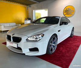 BMW M6 V8 560 CH BOITE DKG7