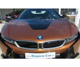 BMW I8 ROADSTER *AERODYNAMIKPAKET* DESCAPOTABLE O CONVERTIBLE DE SEGUNDA MANO EN MADRID |