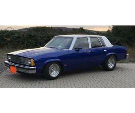 CHEVROLET MALIBU US CAR CHEVY V8 OLDTIMER MUSCLE CAR / CAPRICE