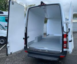 MERCEDES-BENZ SPRINTER FRIDGE LINED FOR SALE IN WEXFORD FOR € ON DONEDEAL