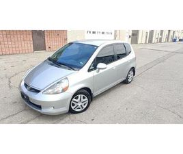 USED 2007 HONDA FIT LX | AIR CON | POWER ALL