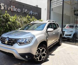 RENAULT DUSTER 1.6 16V SCE FLEX ICONIC X-TRONIC - R$ 91.999,00