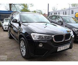BMW X3 II (F25) X-DRIVE * E28 * GWARANCJA !