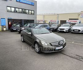 IV CABRIOLET 250 CGI BLUEEFFICIENCY EXECUTIVE BA5