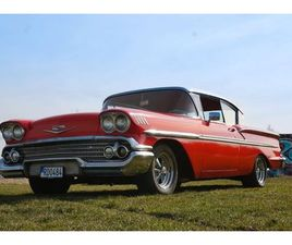 CHEVROLET BEL AIR 2-DOOR HARDTOP 348 V8 -58