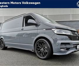 VOLKSWAGEN TRANSPORTER HIGHLINE WITH ABT BODY KIT FOR SALE IN LOUTH FOR €39,950 ON DONEDEA