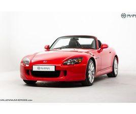 HONDA S2000 // 9K MILES // FULL HONDA HISTORY // AP1 FACELIFT // NEW FORMULA RED