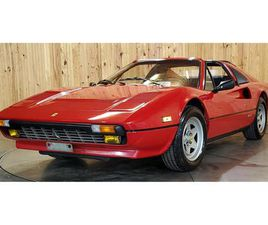 FOR SALE: 1984 FERRARI 308 GTS IN LEBANON, MISSOURI
