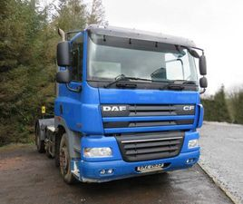 BREAKING DAF CF 2012 FOR PARTS FOR SALE IN ANTRIM FOR £UNDEFINED ON DONEDEAL