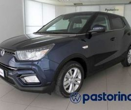 SSANGYONG 1.6 ICON 5P - AUTO USATE - QUATTRORUOTE.IT - AUTO USATE - QUATTRORUOTE.IT