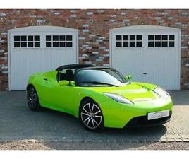 2009 TESLA ROADSTER AUTO CONVERTIBLE ELECTRIC