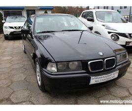 BMW 316 - 1.9 * BMW E36 * COMPACKT * SUPER STAN !!!