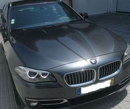 ESPETACULAR - BMW 520 D LUXURY LINE TOURING