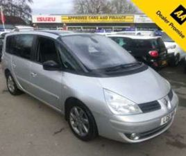 2.0L DYNAMIQUE TOMTOM DCI 5D AUTO 175 BHP IN SILVER WITH 120,000 MILES AND 5-DOOR