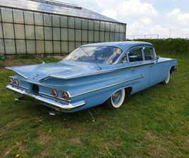 CHEVROLET BEL AIR 1960 283CI V8