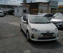 TOYOTA AQUA/ PRUIS COMPACT 2015 HYBRID TOP SPEC FOR SALE IN DUBLIN FOR €8,500 ON DONEDEAL
