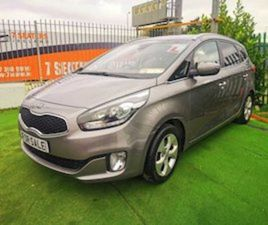 KIA CARENS CLICK COLLECT/DELIVERY LOW MILEAGE NE FOR SALE IN DUBLIN FOR €13400 ON DONEDEAL
