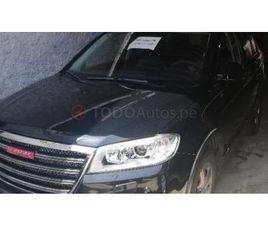 HAVAL H6 SPORT 2015 CAMIONETA SUV EN SURQUILLO, LIMA-COMPRAR USADO EN TODO AUTOS