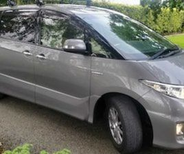 2014 TOYOTA ESTIMA HYBRID 7 SEATER FOR SALE IN MEATH FOR £22950 ON DONEDEAL