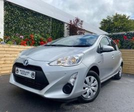 TOYOTA AQUA 1.5 HYBRID / TAX 180 / HYBRID SALE FOR SALE IN GALWAY FOR €12,450 ON DONEDEAL