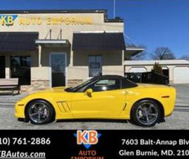 GRAND SPORT CONVERTIBLE WITH 3LT