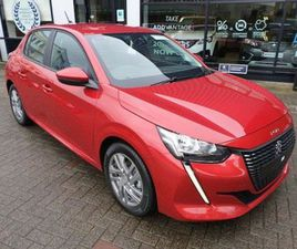 PEUGEOT 208 PEUGEOT 208 ACTIVE 1.2 75BHP ORDER FO FOR SALE IN DUBLIN FOR €21,500 ON DONEDE