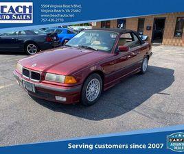 1996 BMW 3 SERIES 318IC