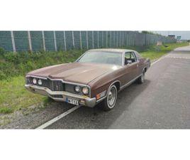 FORD FORD LTD 1972 V8 7.5L