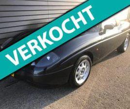 FIAT BARCHETTA 1.8-16V APK T/M 27-6-2021 INCL RDW STEEKPROEF UIT 14-07-1997 AANGEBODEN DOO
