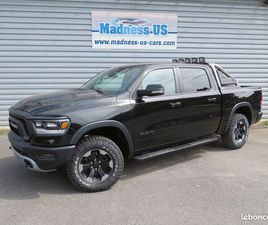 DODGE RAM 1500 CREW CAB REBEL 4X4 2019 - ROLL BAR GO RHINO