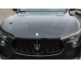 MASERATI LEVANTE 580 TROFEO AUT. 4X4, SUV O PICKUP DE SEGUNDA MANO EN MADRID | AUTOCASION