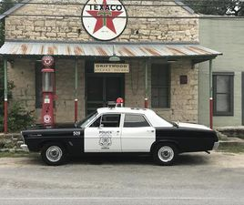 FOR SALE: 1967 FORD GALAXIE IN DRIPPING SPRINGS, TEXAS