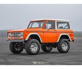 1974 FORD BRONCO FOR SALE
