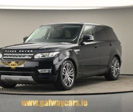 ☘️LOOK! RANGE ROVER SPORT3.0 SDV6 HSE COMMANDSHIFT FOR SALE IN GALWAY FOR €64350 ON DONEDE