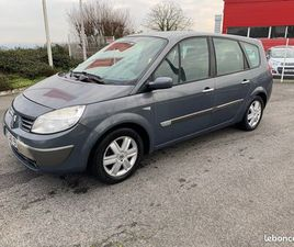 RENAULT GRAND SCENIC 1.6 16V DYNAMIQUE 7 PLACES