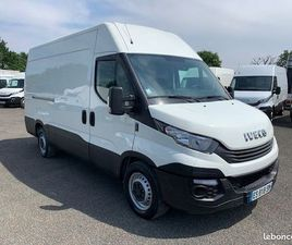 IVECO 35-120 / FOURGON 12M3 / 2017 / 120CH